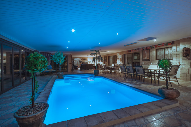 Fish Eagle Lodge Gariepdam Indoor pool